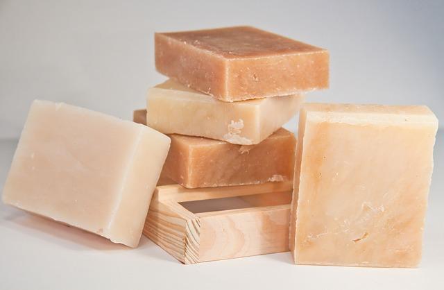 nettoyage marbre savon doux