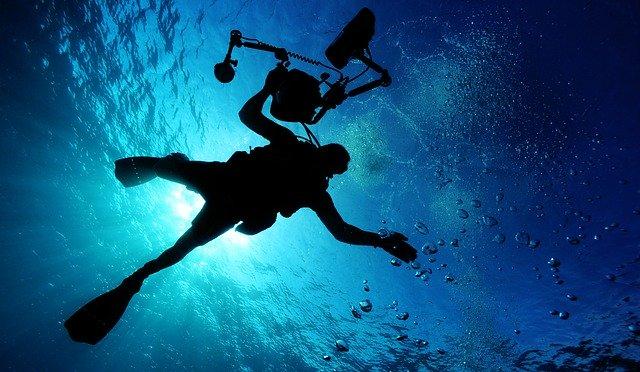 Record du monde de nettoyage sous-marin