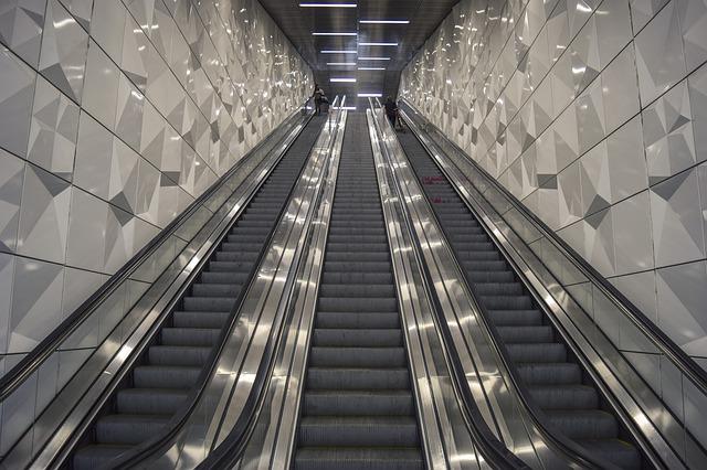 Nettoyage des Escalators 1