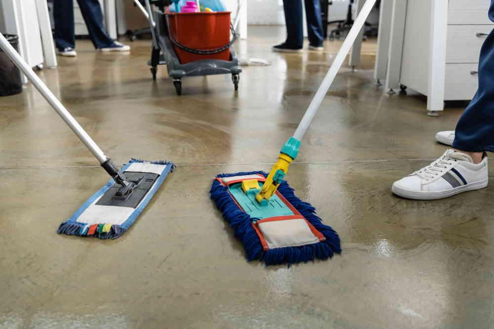 Nettoyage Immeubles et Copropriétés 10